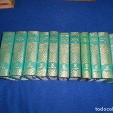 Libros de segunda mano: JACINTO BENAVENTE. OBRAS COMPLETAS. 11 TOMOS. MANUEL AGUILAR EDITOR. COL. JOYAS COMPLETA.. Lote 182715645