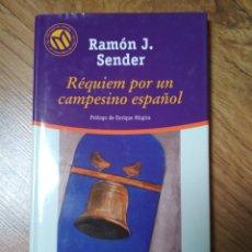 Libros de segunda mano: RAMÓN J. SENDER - RÉQUIEM POR UN CAMPESINO ESPAÑOL - BIBLIOTECA EL MUNDO 34. Lote 182726526