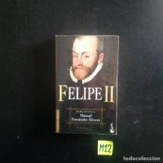 Libros de segunda mano: FELIPE II. Lote 182770500