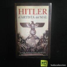 Libros de segunda mano: HITLER EL ARTISTA DEL MAL.. Lote 182781081