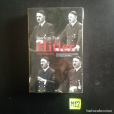 Libros de segunda mano: HITLER. Lote 182781313