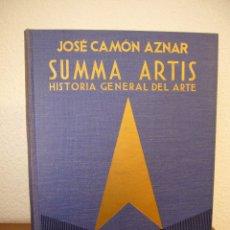 Libros de segunda mano: SUMMA ARTIS, VOL. XXIV: LA PINTURA ESPAÑOLA DEL SIGLO XVI (ESPASA-CALPE, 1970) PRIMERA EDICIÓN. Lote 182786837