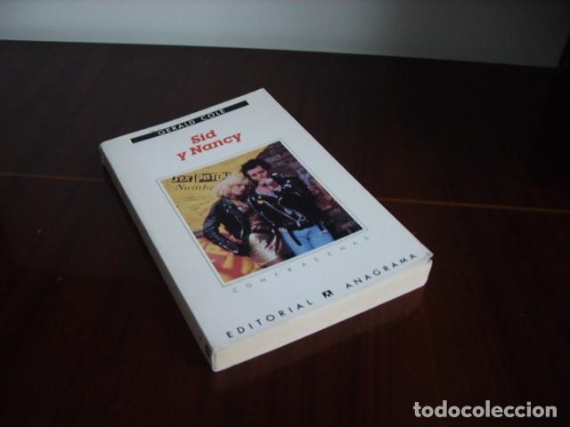 GERALD COLE SID Y NANCY (Libros de Segunda Mano (posteriores a 1936) - Literatura - Otros)