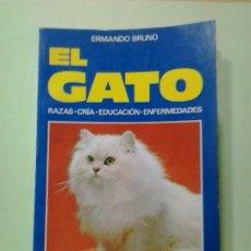 Libros de segunda mano: LMV - EL GATO. ERMANDO BRUNO. Lote 182958296