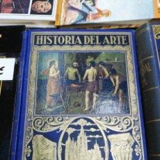 Libros de segunda mano: HISTORIA DEL ARTE, J. F. RAFOLS, CON 420 GRABADOS, AÑO 1939. Lote 182991498