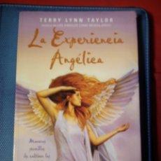 Libros de segunda mano: TAYLOR: LA EXPERIENCIA ANGÉLICA ESOTERISMO ÁNGELES AUTOAYUDA ANGELOLOGIA. Lote 183025832