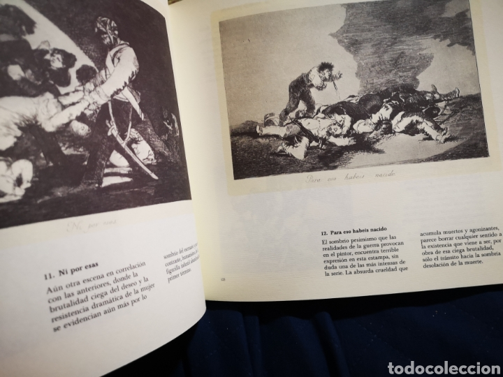 Libros de segunda mano: GOYA. GRABADOR. TEXTOS ALFONSO E. PEREZ SANCHEZ. JULIAN GALLEGO. FUNDACION JUAN MARCH. - Foto 3 - 183039643