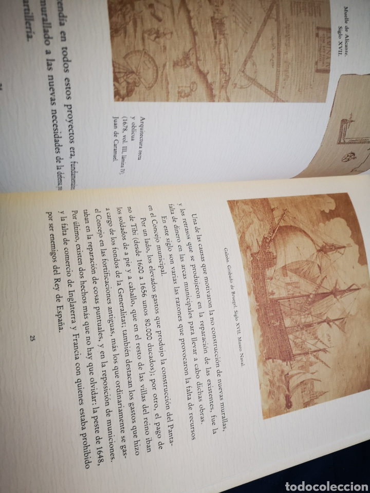 Libros de segunda mano: Nace una ciudad: origen y evolución de las murallas de Alicante - Foto 3 - 183041385