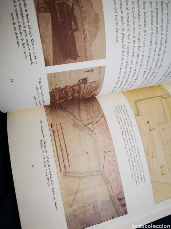 Libros de segunda mano: Nace una ciudad: origen y evolución de las murallas de Alicante - Foto 4 - 183041385