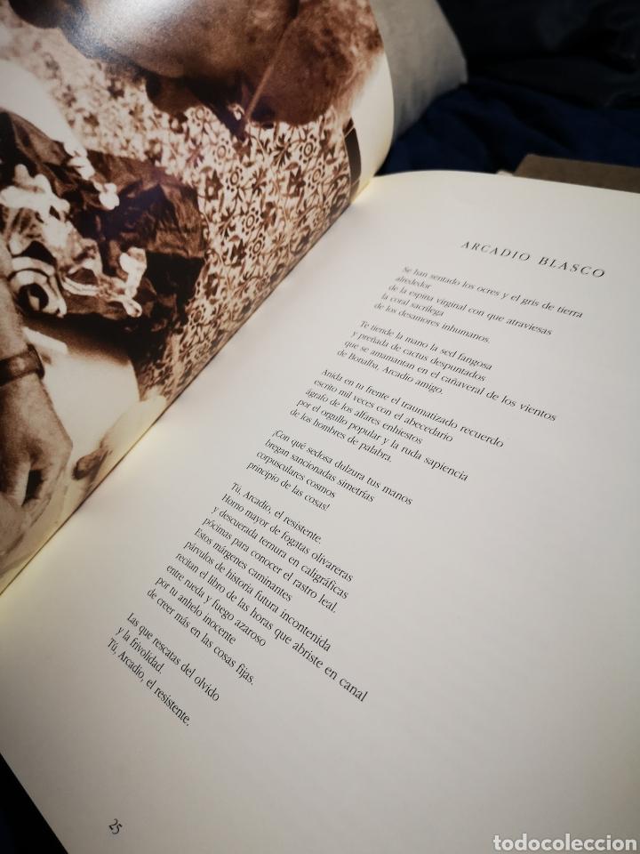Libros de segunda mano: DE DONDE NACE EL SUEÑO - BLASCO CARRASCOSA. J.A.; CABALLERO BONALD, J.M.; CERDÁN TATO, ENRIQUE - Foto 4 - 183041792
