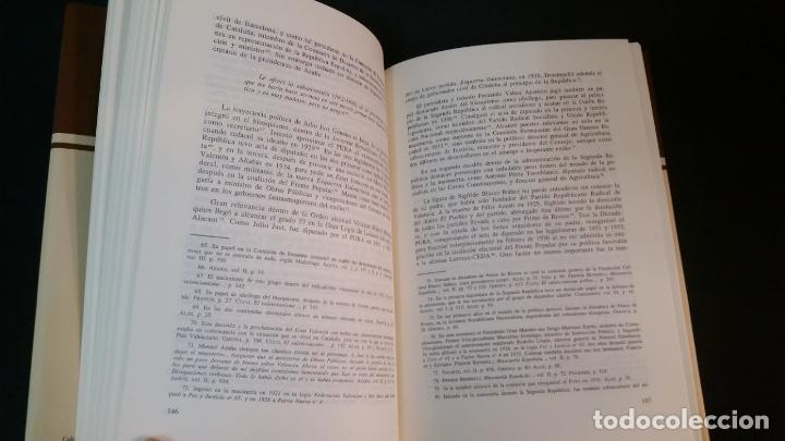Libros de segunda mano: 1996 - FERRER BENIMELI - La masonería en la España del siglo XX. 2 tomos - Foto 3 - 183091181