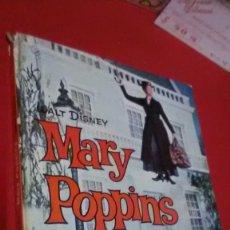 Libros de segunda mano: MARY POPPINS, DISNEY. Lote 183187283