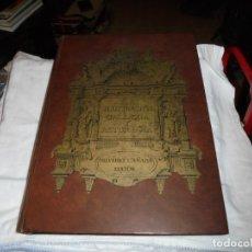 Libros de segunda mano: LA ILUSTRACION GALLEGA Y ASTURIANA.TOMO I.-1879.-MADRID.FACSIMILAR EDITADO SILVERIO Y CAÑADA 1979. Lote 183208938