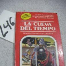 Libros de segunda mano: ELIGE TU PROPIA AVENTURA - LA CUEVA DEL TIEMPO. Lote 183259366
