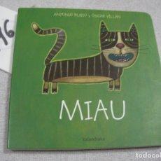 Libros de segunda mano: MIAU. Lote 183260463