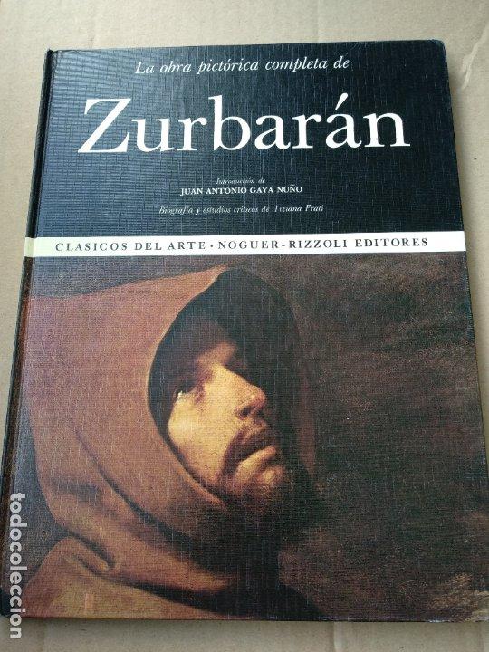 ZURBARÁN. OBRA PICTÓRICA COMPLETA. (Libros de Segunda Mano - Bellas artes, ocio y coleccionismo - Otros)