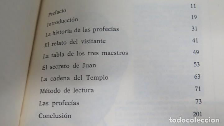 Libros de segunda mano: LAS PROFECÍAS DEL PAPA JUAN XXIII. PIER CARPI - Foto 2 - 183361238