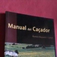 Libros de segunda mano: CAZA LLEIDA MANUAL. Lote 183395256