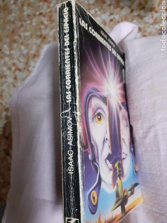 Libros de segunda mano: Libro Núm. 54 LAS CORRIENTES DEL ESPACIO. De ISAAC ASIMOV.- VER FOTOS.- - Foto 4 - 148345240