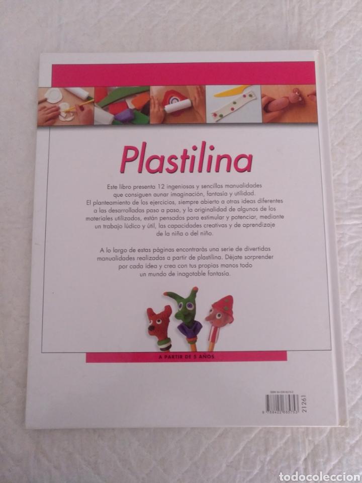 Libros de segunda mano: Plastilina. Manualidades. Libro - Foto 6 - 183405162