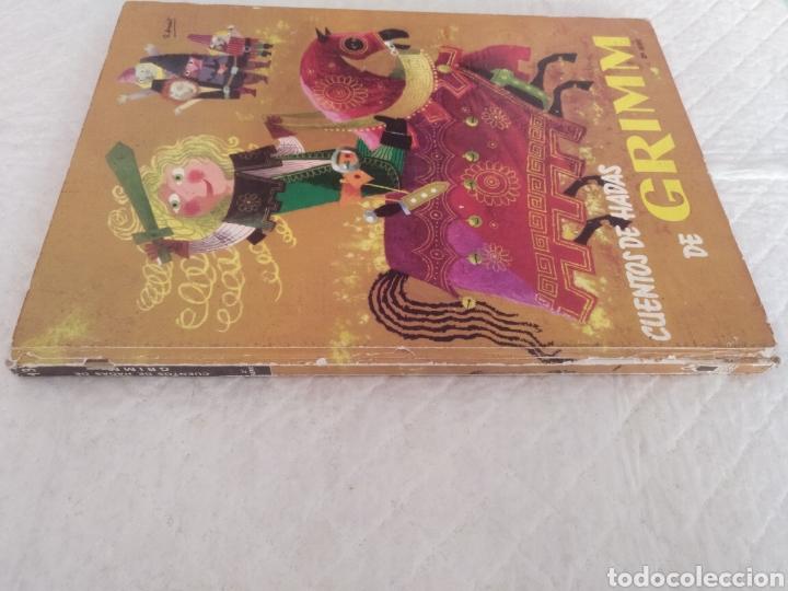 Libros de segunda mano: Cuentos de hadas de Grimm. Segunda serie. Libro - Foto 6 - 183415685