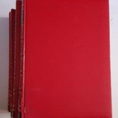 Libros de segunda mano: HISTORIA DE LA LITERATURA UNIVERSAL 4 TOMOS - RIQUER - PLANETA - ARM8. Lote 183436315
