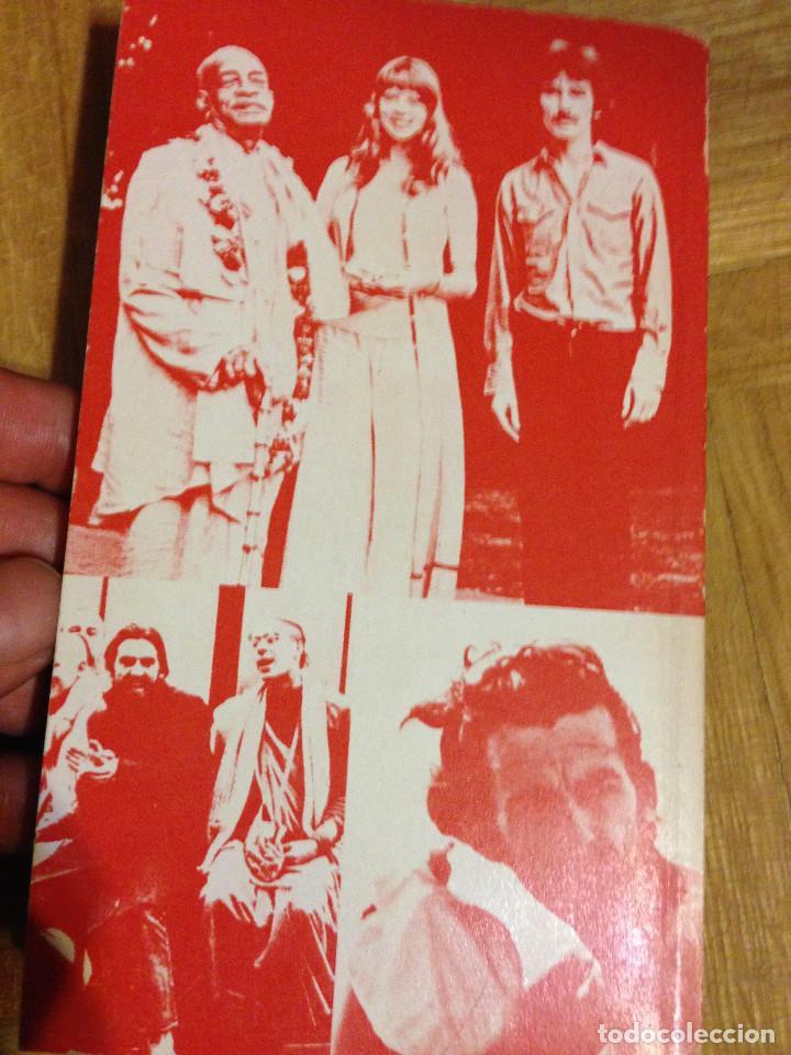 Libros de segunda mano: Harrison, George - GEORGE HARRISON Y EL MANTRA - Madrid 1983 - Foto 2 - 183437197