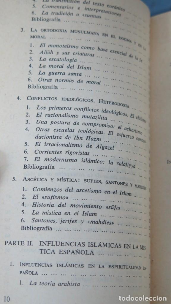 Libros de segunda mano: EL PENSAMIENTO DEL ISLAM. CRISTOBAL CUEVAS - Foto 3 - 183437802