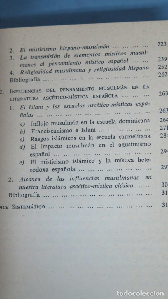 Libros de segunda mano: EL PENSAMIENTO DEL ISLAM. CRISTOBAL CUEVAS - Foto 4 - 183437802