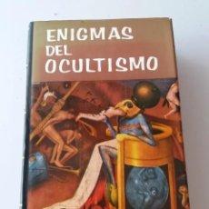 Libros de segunda mano: ENIGMAS DEL OCULTISMO. Lote 183446528