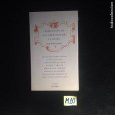 Libros de segunda mano: VINDICACIÓNES DE LOS DERECHOS DE LA MUJER. Lote 183530167
