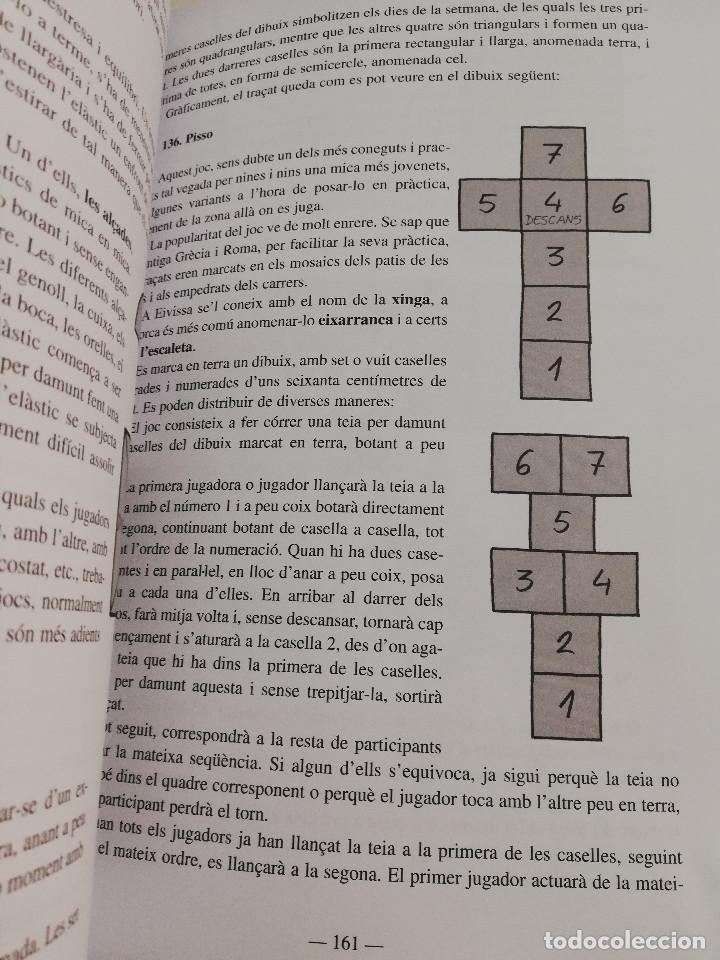 Libros de segunda mano: ELS ESPORTS I JOCS POPULARS TRADICIONALS DE LES ILLES BALEARS (FRANCESC AMENGUAL RIGO) - Foto 4 - 183558151