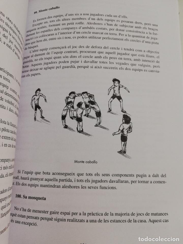 Libros de segunda mano: ELS ESPORTS I JOCS POPULARS TRADICIONALS DE LES ILLES BALEARS (FRANCESC AMENGUAL RIGO) - Foto 6 - 183558151