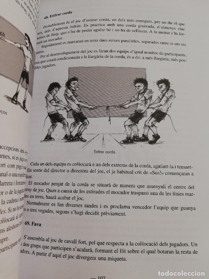 Libros de segunda mano: ELS ESPORTS I JOCS POPULARS TRADICIONALS DE LES ILLES BALEARS (FRANCESC AMENGUAL RIGO) - Foto 7 - 183558151