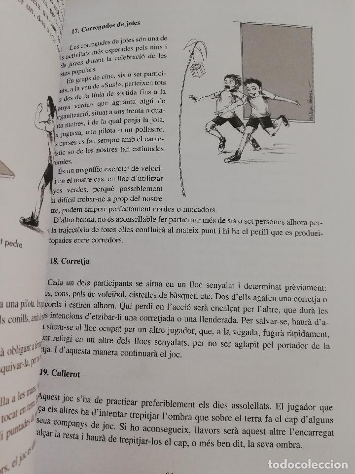 Libros de segunda mano: ELS ESPORTS I JOCS POPULARS TRADICIONALS DE LES ILLES BALEARS (FRANCESC AMENGUAL RIGO) - Foto 8 - 183558151
