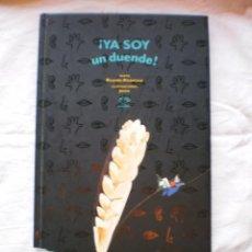 Libros de segunda mano: CON LOS CINCO SENTIDOS. ¡ YA SOY UN DUENDE !. Lote 183560896