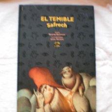 Libros de segunda mano: CON LOS CINCO SENTIDOS. EL TEMIBLE SAFRECH. Lote 183561232