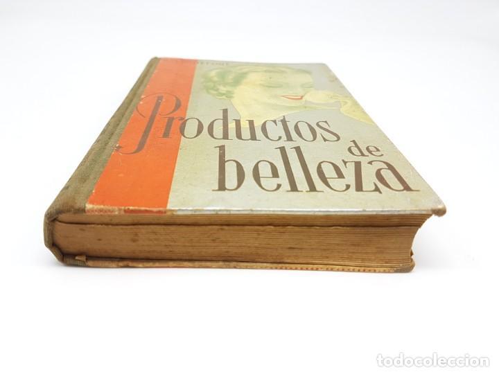 Libros de segunda mano: ELABORACIÓN DE PRODUCTOS DE BELLEZA ( GUSTAVO GILI ) 1937 - Foto 2 - 183584638