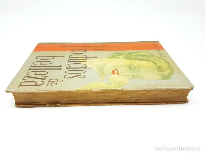 Libros de segunda mano: ELABORACIÓN DE PRODUCTOS DE BELLEZA ( GUSTAVO GILI ) 1937 - Foto 3 - 183584638