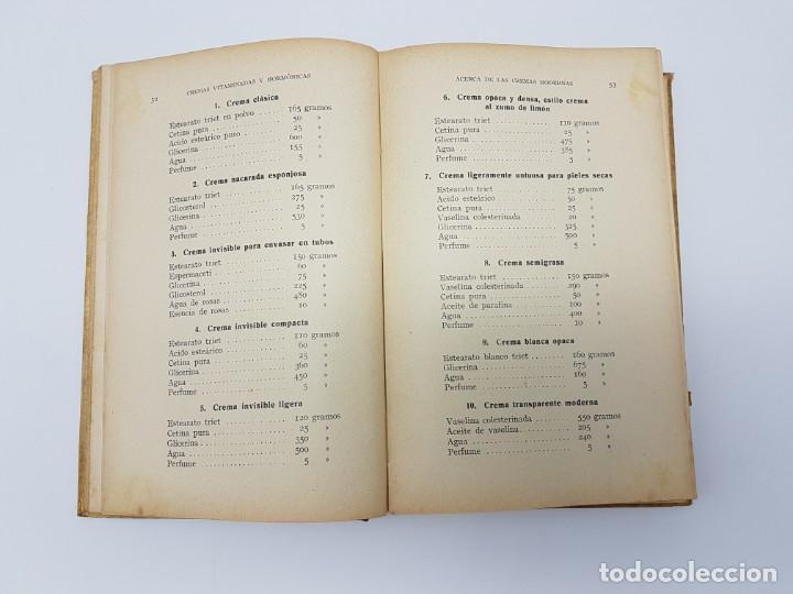Libros de segunda mano: ELABORACIÓN DE PRODUCTOS DE BELLEZA ( GUSTAVO GILI ) 1937 - Foto 6 - 183584638
