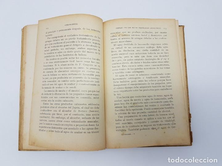 Libros de segunda mano: ELABORACIÓN DE PRODUCTOS DE BELLEZA ( GUSTAVO GILI ) 1937 - Foto 7 - 183584638