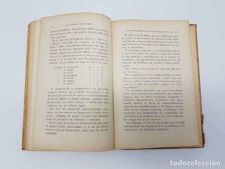 Libros de segunda mano: ELABORACIÓN DE PRODUCTOS DE BELLEZA ( GUSTAVO GILI ) 1937 - Foto 9 - 183584638