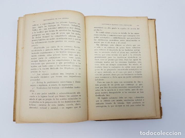 Libros de segunda mano: ELABORACIÓN DE PRODUCTOS DE BELLEZA ( GUSTAVO GILI ) 1937 - Foto 10 - 183584638
