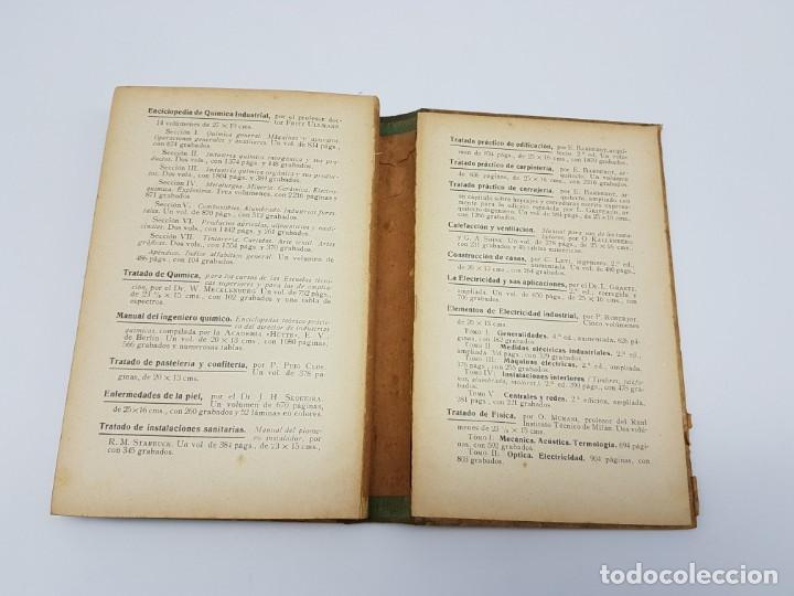 Libros de segunda mano: ELABORACIÓN DE PRODUCTOS DE BELLEZA ( GUSTAVO GILI ) 1937 - Foto 11 - 183584638