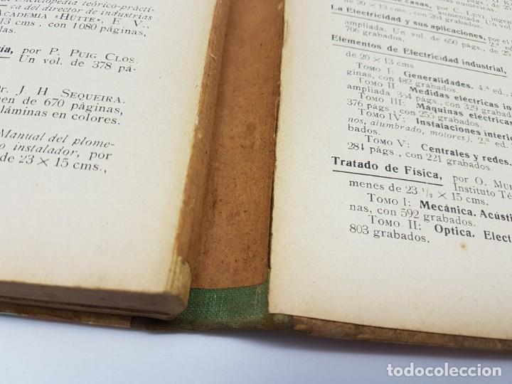 Libros de segunda mano: ELABORACIÓN DE PRODUCTOS DE BELLEZA ( GUSTAVO GILI ) 1937 - Foto 12 - 183584638