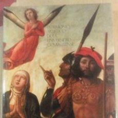 Libros de segunda mano: PATRIMONIO ARTÍSTICO DE LA UNIVERSIDAD COMPLUTENSE, MADRID, 1988. Lote 183589158