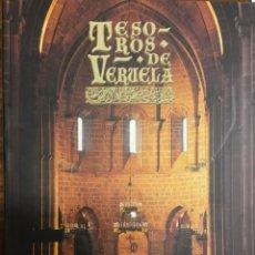 Libros de segunda mano: TESOROS DE VERUELA - LEGADO DE UN MONASTERIO CISTERCIENSE. Lote 183589672