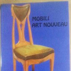 Libros de segunda mano: CARL BENNO HELLER, MOBILI ART NOUVEAU, TRENTO, CA. 1990.. Lote 183593752