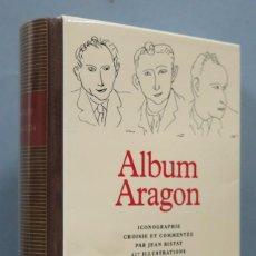 Libros de segunda mano: 1997.- ALBUM ARAGON. PLEIADE. Lote 183613356
