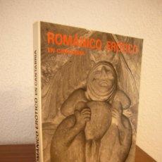 Libros de segunda mano: ROMÁNICO ERÓTICO EN CANTABRIA (1988) ÁNGEL DEL OLMO & BASILIO VARAS. MUY ILUSTRADO. PERFECTO.. Lote 183664331